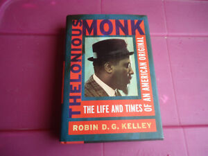 JAZZ THELONIOUS MONK THE LIFE AND TIMES OF AN AMERICAN LEGEND