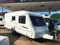 Elddis Avante 524 Club 4 Berth Touring Caravan 2008