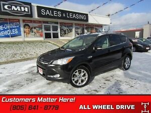 2014 Ford Escape Titanium   AWD, NAVIGATION, CAMERA, LEATHER, SU