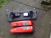 Ford Fiesta 2003 spare parts