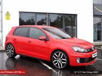"""*18"""" San Diego Alloys & tyres for VW Golf MK5 MK6 MK7 Jetta Caddy Seat Leon Audi A3 etc**"""