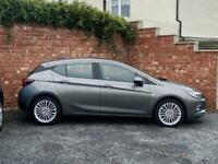 2017 Vauxhall Astra 1.4i Elite 5dr - Heated Steering wheel, Front + Rear Sensors