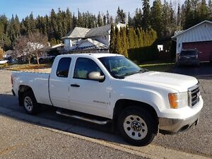 2008 GMC Sierra 1500 4x4 Extended cab Pickup Truck
