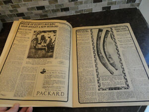 Reproduction of a Vintage History In Headlines of King Tut Book Kitchener / Waterloo Kitchener Area image 2