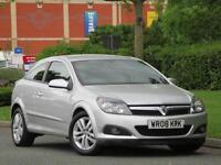 Vauxhall Astra 1.4i 16v Sport Hatch 2008MY SXi..1 LADY OWNER + 9 SERVICE STAMPS