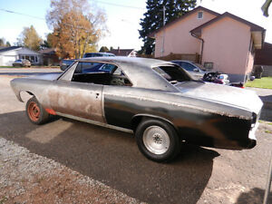 A GREAT DEAL FOR THIS 66 CHEVELLE