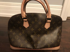 AUTHENTIC LOUIS VUITTON ALMA PURSE FOR SALE - GOOD CONDITION