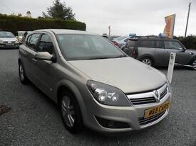 2008 (58) Vauxhall Astra 1.6I 16V VVT SXI 5d Hatchback