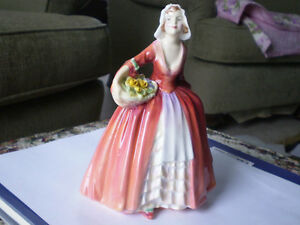 "Royal Doulton Figurine "" Janet "" HN1537 Kitchener / Waterloo Kitchener Area image 2"