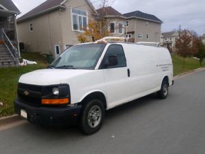 2004 Chevy Express cargo van