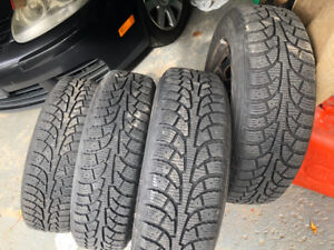 Winter Tires for Toyota Corolla