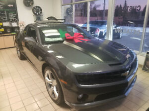 2010 Chevrolet Camaro RS/SS Coupe
