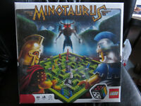 Minotaurus Lego Set Game -Brand New/Unopened Box