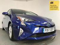 2017 17 TOYOTA PRIUS 1.8 VVT-I BUSINESS EDITION 5D AUTO 97 BHP