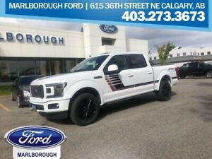 2019 Ford F-150 Lariat   - Sunroof -  Running Boards