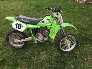 2000 Kawasaki KX 65