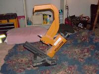 Bostich hardwood flooring air nail gun