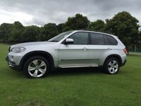 BMW X5 3.0D*NEW MODEL*7SEATS*AUTO*DIESEL*FBMWSH*FULL SPORT SPEC*MINT! audi,ml,landcruiser,vw,x6,x3