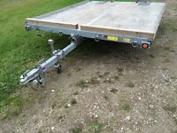 Maxiroule Snowmobile Tilt Trailer 102X10Ft
