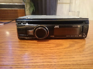 JVC Arsenal KD-A725 in-dash reciever