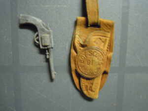 Boy Scouts of America Watch Fob