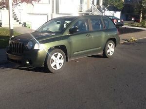 2007 Jeep Compass 4x4 SUV