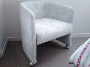 chaise d' appoint ,
