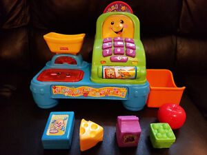 Caisse enregistreuse Fisher-Price