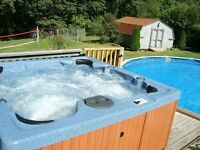 Swimming Pool and Hot tub services