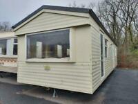 Static caravan Atlas Oasis 35x10 3bed free UK delivery.