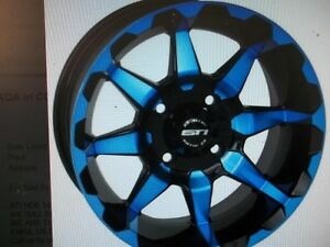 KNAPPS in PRESCOTT has Lowest price on 14 INCH  STI HD6 RIMS Kingston Kingston Area image 2