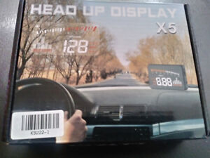 Car Heads Up Display (We Install)