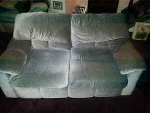 Couch  ..Appartment or condo 2 seat couch best offer
