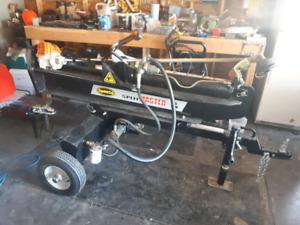 35 ton wood splitter