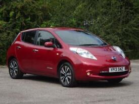 2013 Nissan Leaf (24kWh) Tekna 5dr