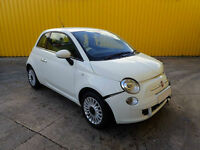 2010 FIAT 500 POP 1.2 PETROL 5 SPEED MANUAL