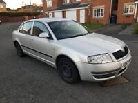 Skoda Superb 1.9TDI PD 115 Classic 2008 service history mechanically sound