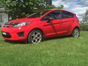 Ford Fiesta SES 2012