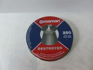 Crosman Destroyer .177 Pointed Pellets