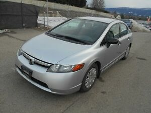 2006 Honda Civic 5 Speed Only 94000KMS Hot Hot Buy