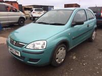 53 2003 Vauxhall Corsa 1.2i 16v Life, *VERY LOW MILES* SERVICE HISTORY, WARRANTY