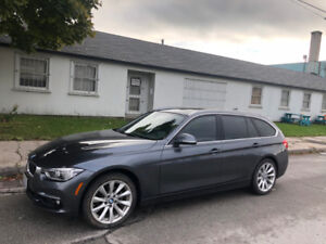 Lease Takeover '17 BMW 330i Touring Wagon - $2500 cash incentive