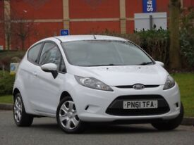 Ford Fiesta 1.25 2011 Edge + 1 LADY OWNER + FULL SERVICE HISTORY