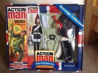 Action man 40th anniversary