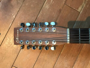 Beautiful B20 (12) Norman 12 String Guitar MADE IN QUEBEC