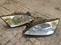 Ford mondeo mk3 headlights xenon ghia st driver & passanger side