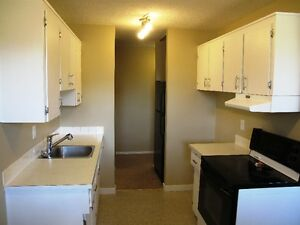2 bedroom spacefull apartments for rent downtown Lacombe