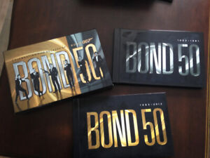 Bond 50 Collection & Imax Ultimate Collection