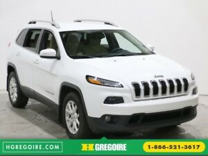 2016 Jeep Cherokee North 4WD MAGS A/C GR ELECT BLUETOOTH