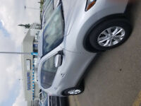 Calgary Professional driver with a SUV available